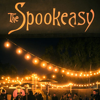 The Spookeasy at Nights of the Jack